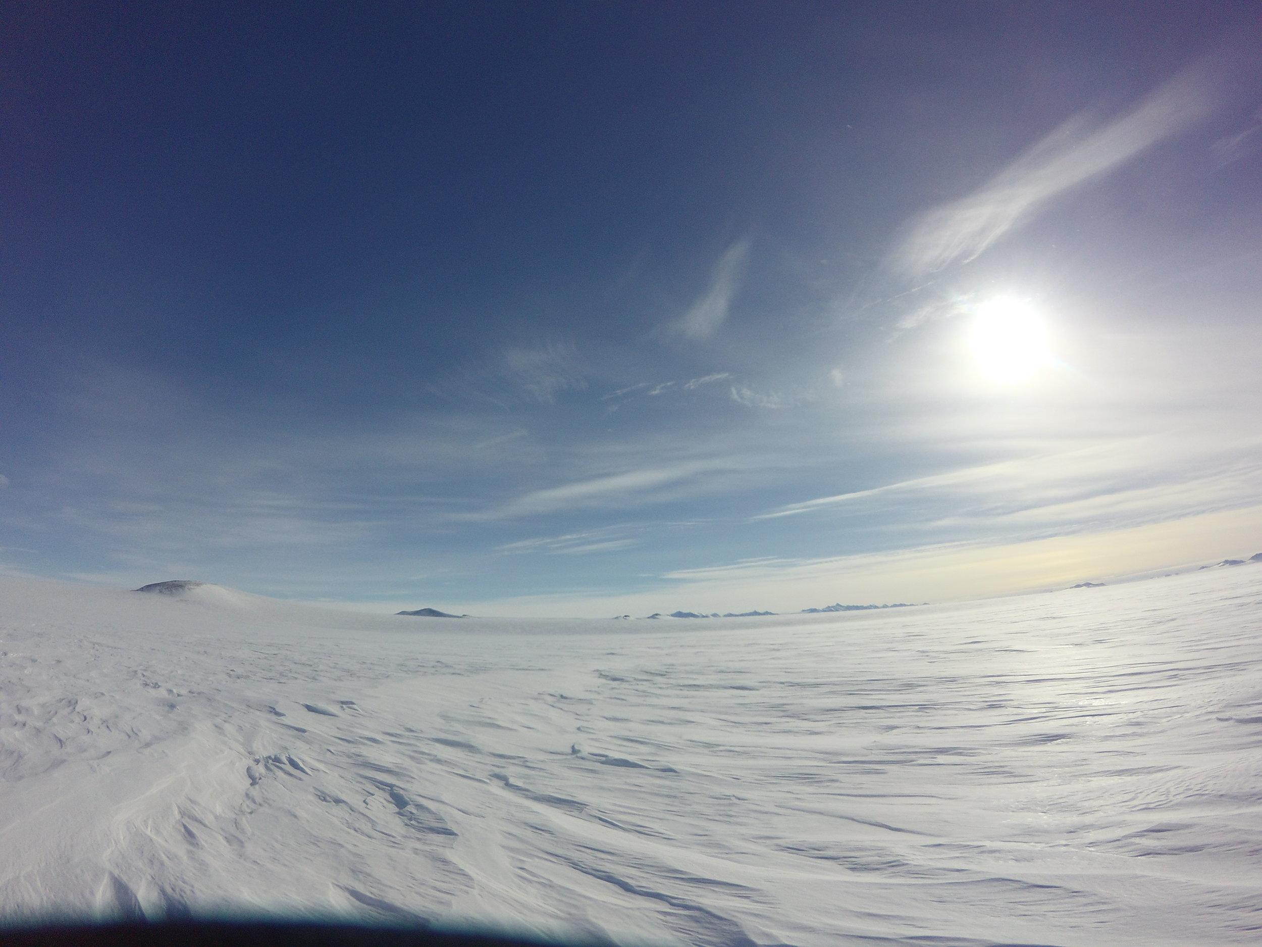 The Challenge: Antarctica -