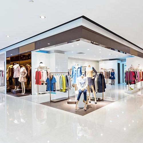 Local & International Retailers