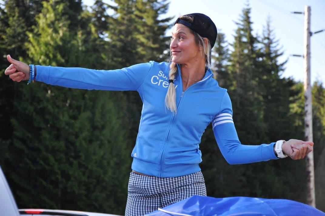 """Sabrina Seher """"Super"""" - Race Director - Tacoma, WA"""