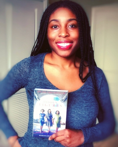 """Thank you...!"" -Akudo N.., repping the DC/DMV chapter*   *Every month, one of our members will win a copy of our literary selection in our monthly book lottery."