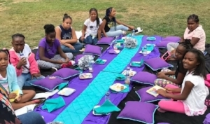 Cupcakes & Discussion, Oakland/East Bay chapter Summer Girls Book Club