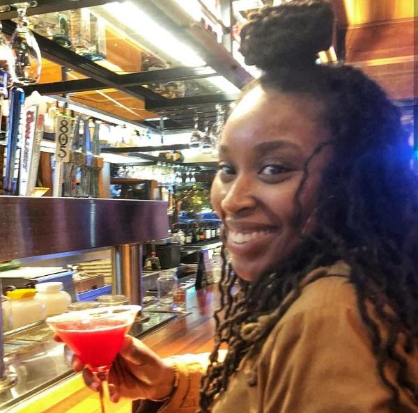 BookTini-Fremont met for cocktails at Claim Jumpers, Fremont, CA