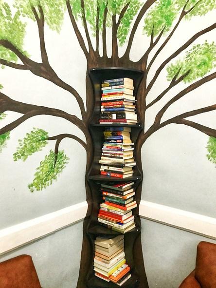 Bethany I Book Tree