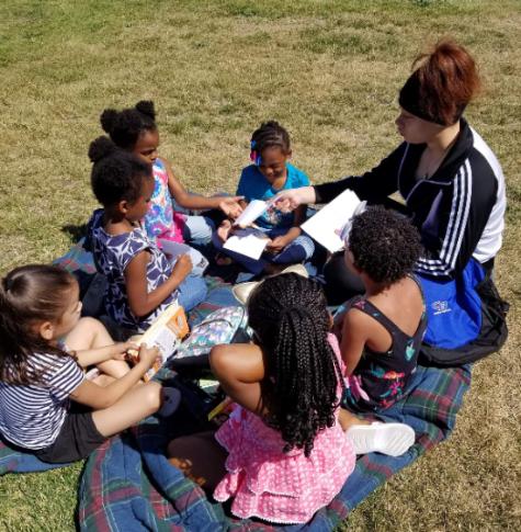 BookTini - Sacramento's Summer Girls Book Club