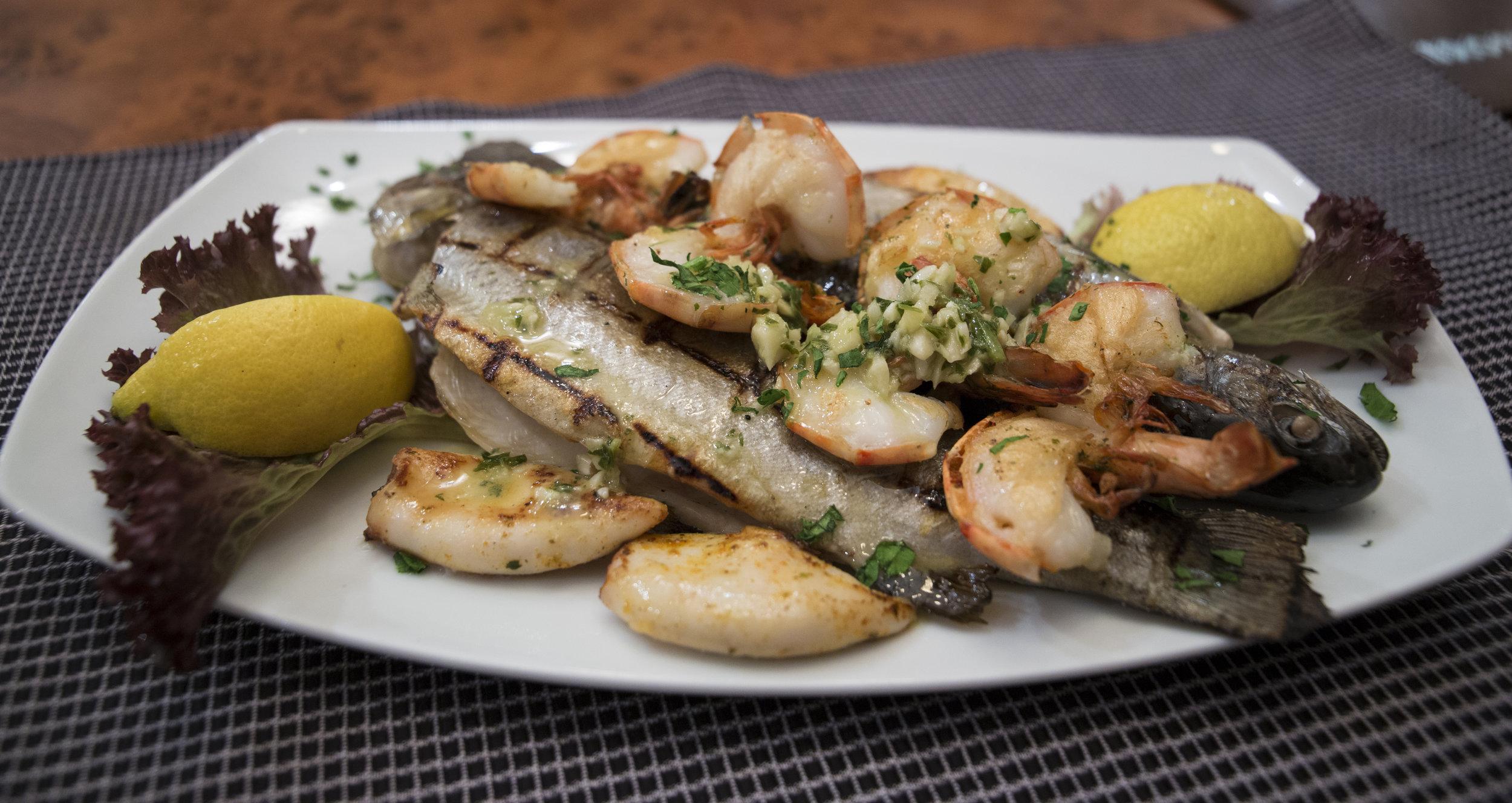 Irodion Restaurant Wien Fisch