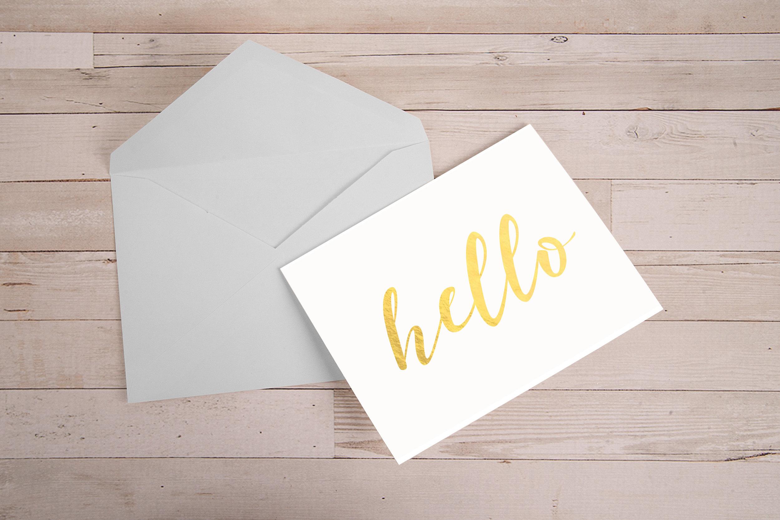 5x7 Hello Mock-Up w Envelope.jpg
