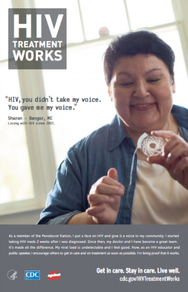 2014-15: HIV Treatment Works