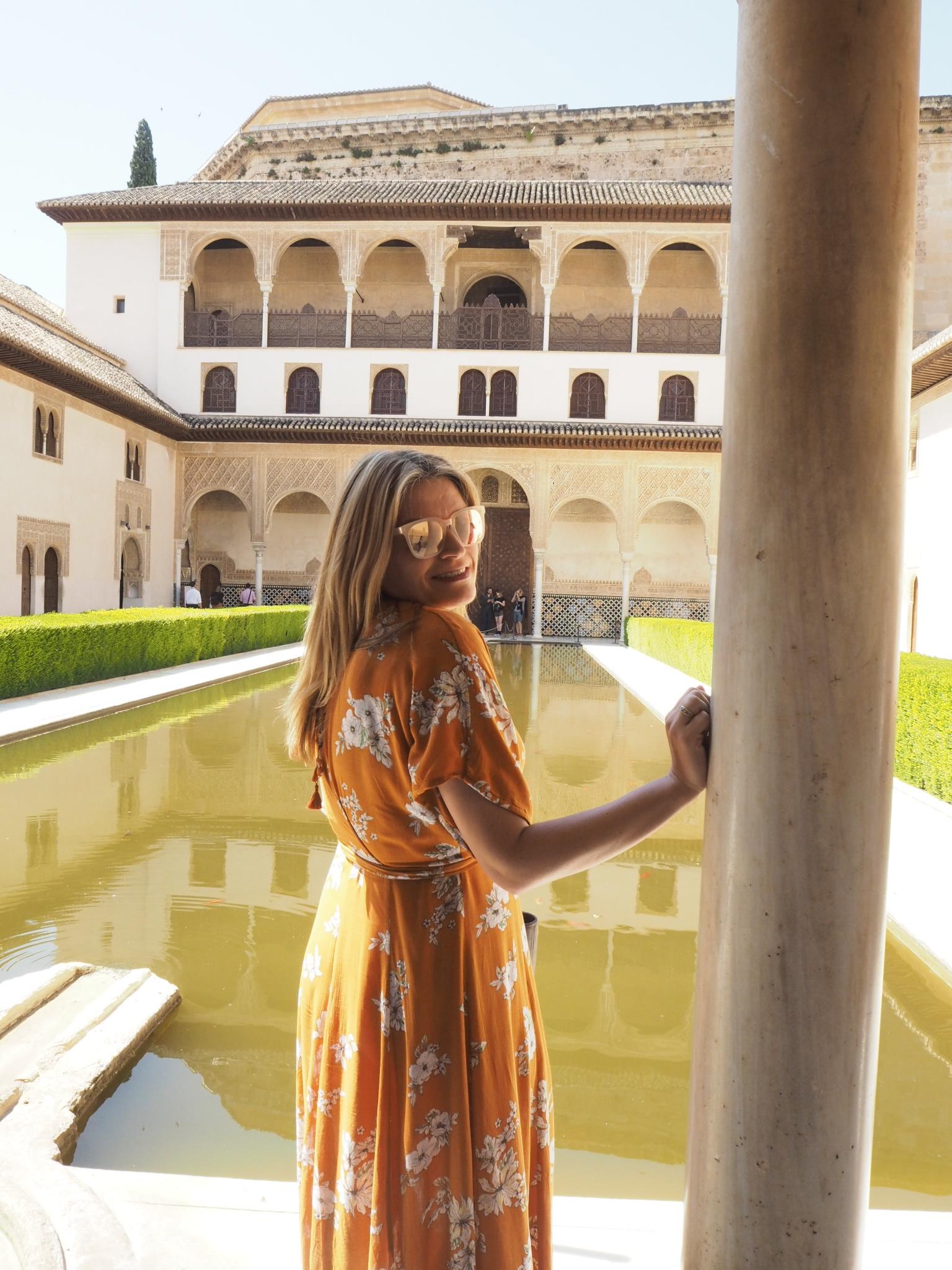 - Nasrid Palaces