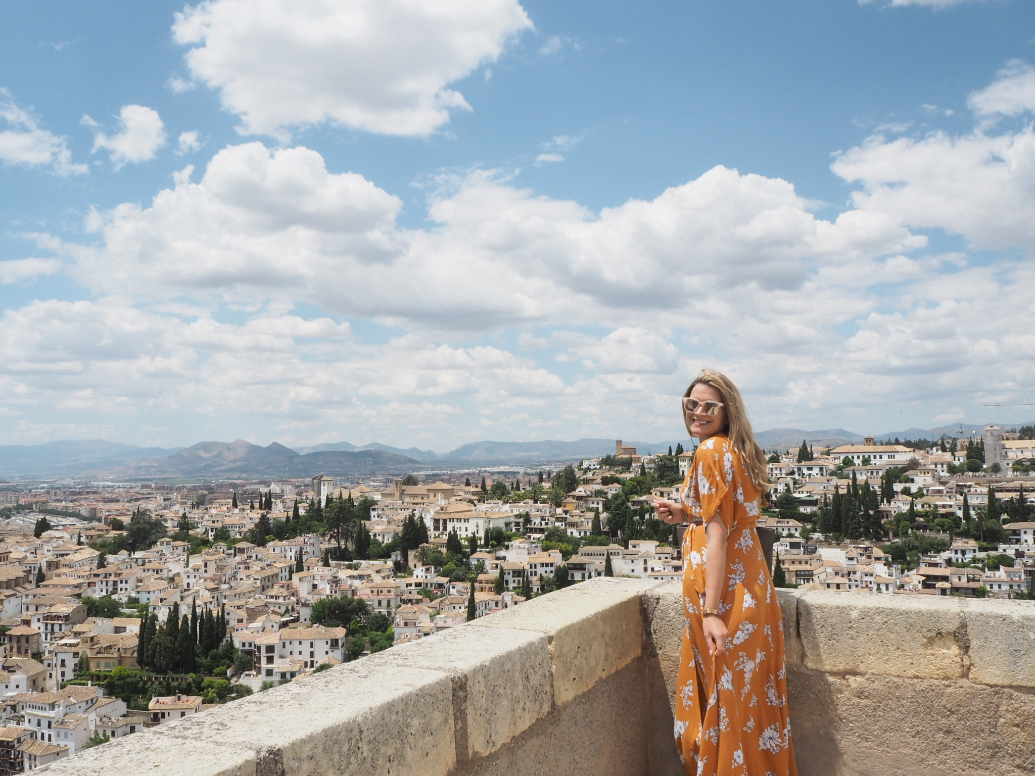 - Viewpoint from Alcazaba