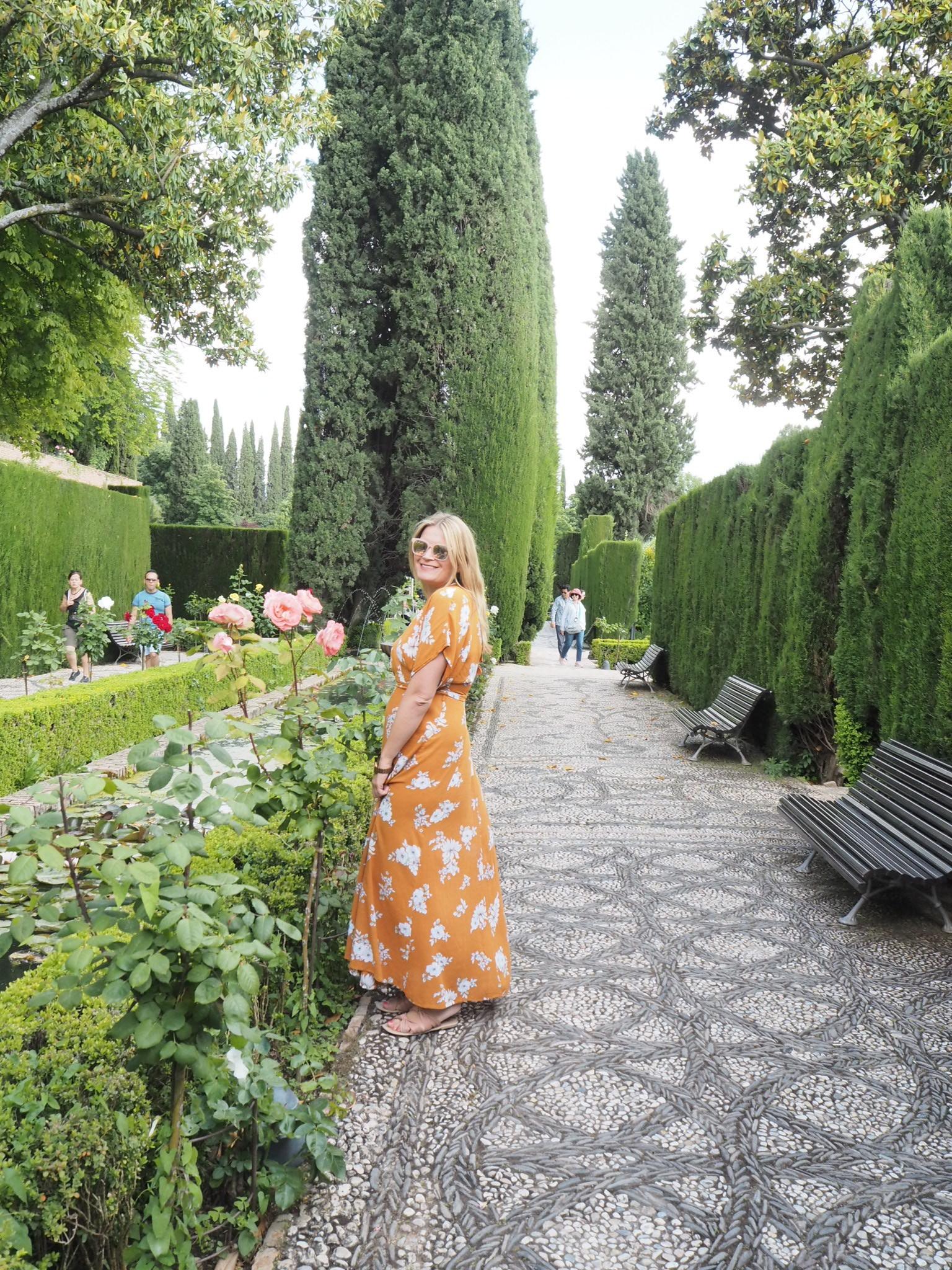- Generalife Gardens