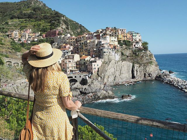 Happy Tuesday! What is everyone up to?  Weekend seems far away.  I've just uploaded my latest blog with some Cinque Terre Tips 💕See link in Profile  #5terre #cinqueterre #morethancinqueterre #manarola #manarolacinqueterre #cinqueterretips #manarolavillage #revolveclothing #revolvearoundtheworld #faithfulltravels #faithfullthebrand #tripstagram #girlsthatwander #thetravelwomen #travelhackers #globelletravels #ladiesgoneglobal #iammissadventure #girlaroundworld #traveldreamseekers #darlingescapes #femmetravel #iamtb #doyoutravel #traveladdict #travelinaangelina #bohohipgypsies #dreamless_travelmore #roamingwomen
