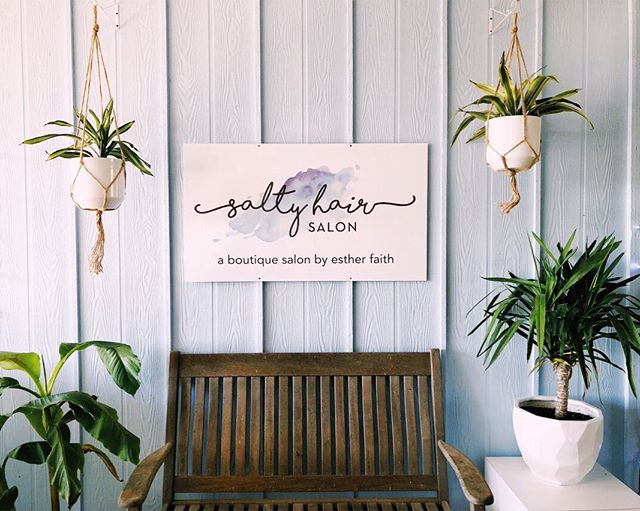 S A L T Y 🌴 would love to give YOUR hair some love! Give us a call at 252.255.5100 or reserve your next visit online with us by clicking the link in our bio. #saltyhairsalonobx #obx #outerbanks #smallbusiness #obxliving #obxstuff #outerbanksnc #kittyhawk #killdevilhills #nagshead #manteonc #wanchese #currituck #ducknc