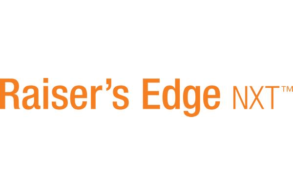 I use Raiser's Edge NXT