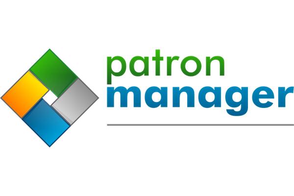 I use Patron Manager