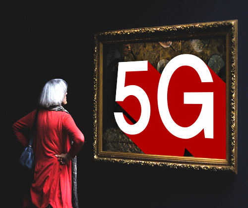 5G painting