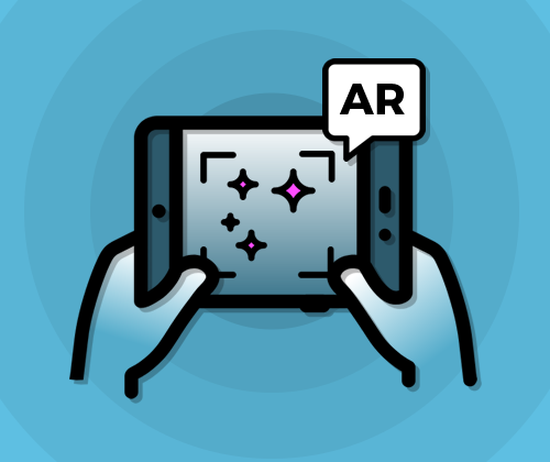 AR graphic