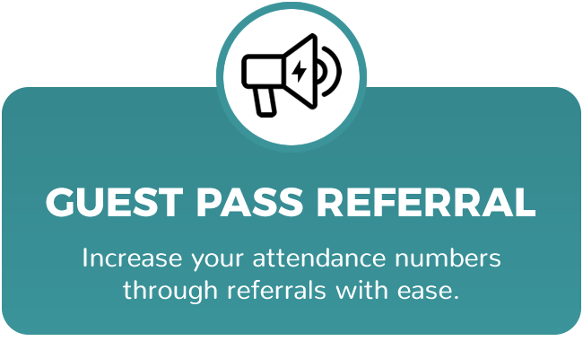 Guest Pass Referral