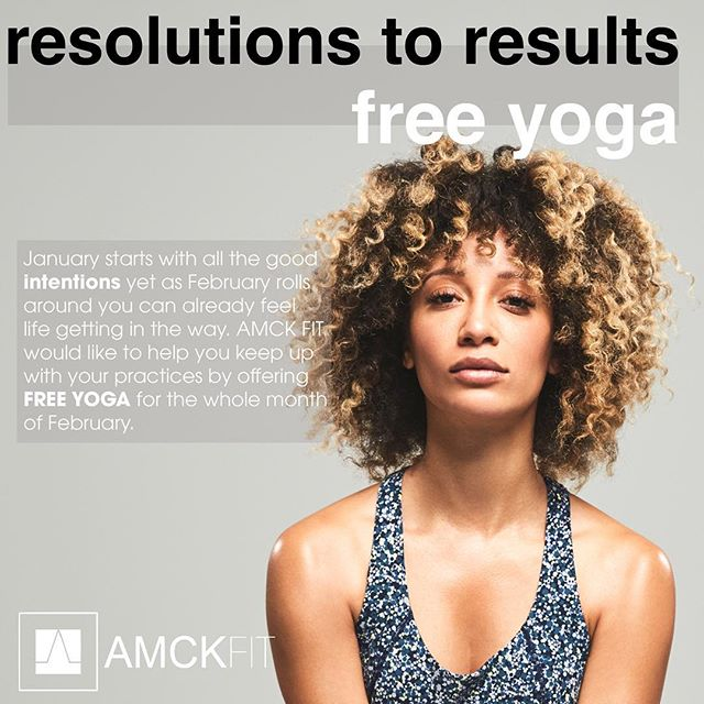 #FREEYOGA _/\_ 🧘🏽‍♀ We ❤ Feb and want to make sure you all have the opportunity to keep up the intentions you set for the start of the year by offering @amckfit FREE YOGA SESSIONS for the whole of February! 🙏 You need to be following @amckfit and have received the email in order to sign up and book your #FREE session so check your inbox in the next few days. If you didn't get a magic mail and would like an @amckfit free yoga code for yourself, your colleagues or your mates DM @amckfit  See you on the mat _/\_ Pic of the stunning #AMCKDance uber talent @sophie_apollonia in her campaign for @sweatybetty 🙏  #AMCK #AMCKFIT #authenticallyfit #freeyoga #wellness #yoga #meditation #wellnessconcierge #concierge #bendsoyoudontbreak