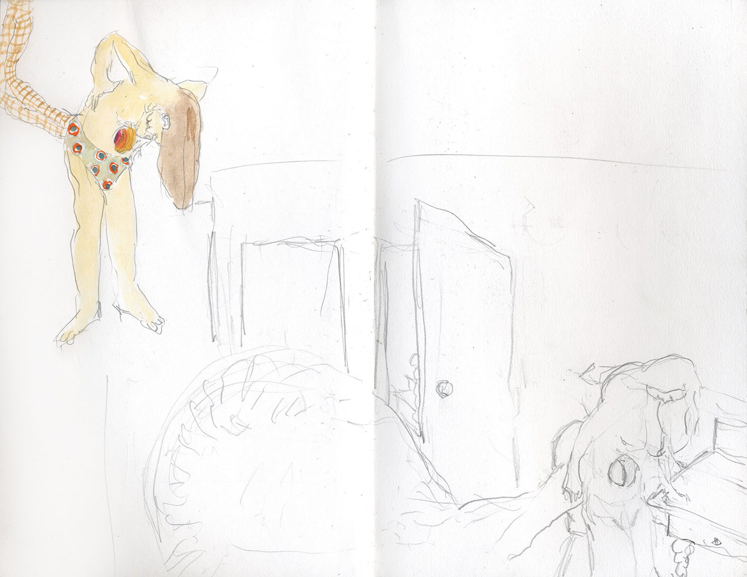 Sketchbook 22