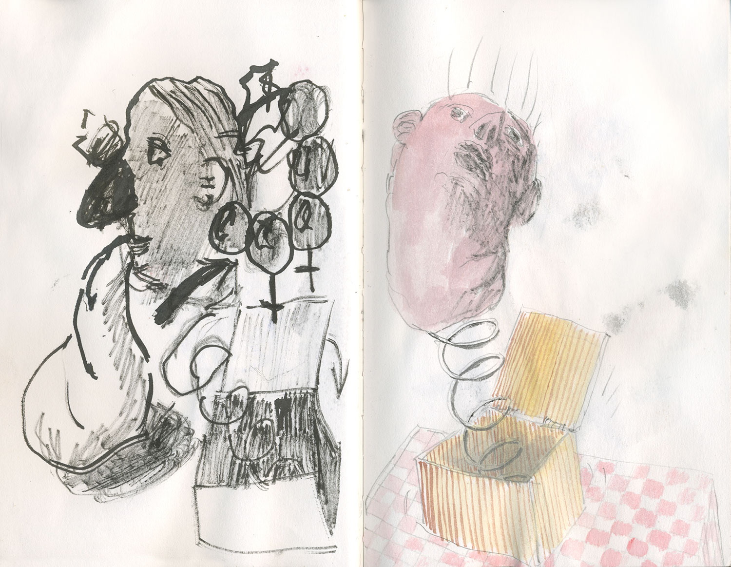 Sketchbook 25