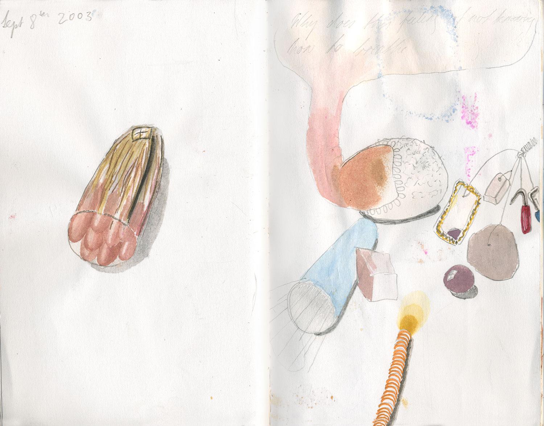 Sketchbook 14