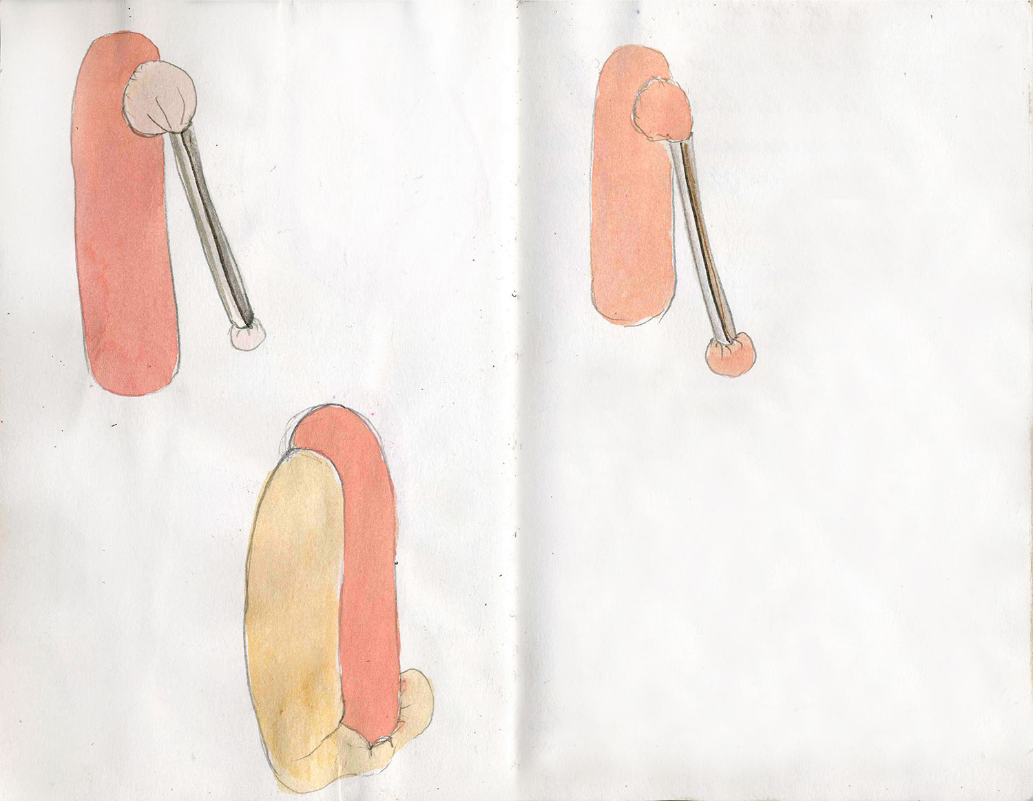 Sketchbook 13