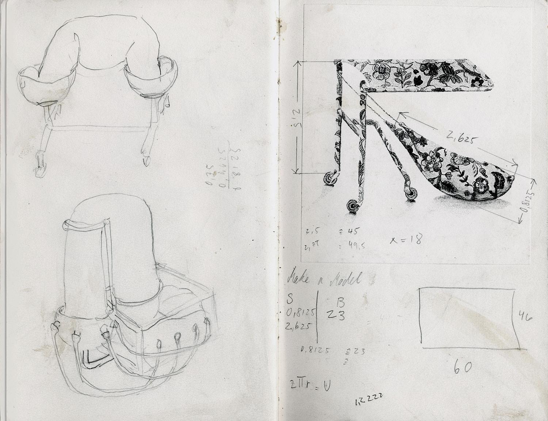 Sketchbook 8