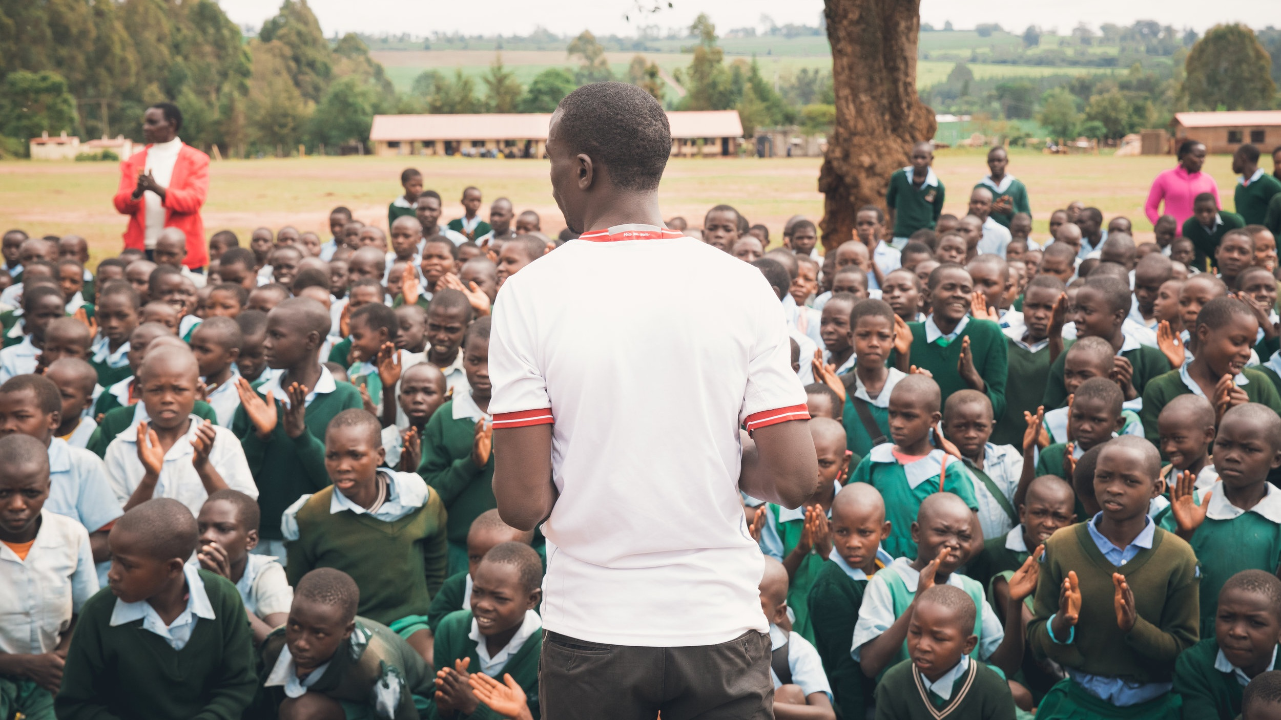 Did You Know? - There are nearly 3 million orphaned and vulnerable children in Kenya under the age of 18.