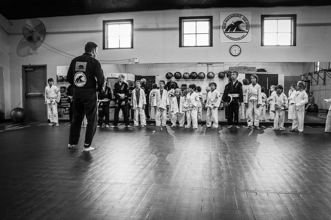 Jiu-Jitsu Kids - Martial arts are an excellent way for children to learn critical life skills. History has shown that martial arts can be an excellent teacher for children to learn life skills such as discipline, mental strength, focus, hard work, integrity, confidence, teamwork, and more. Ultimately, the martial arts are about continuous self-improvement physically, mentally, emotionally, and spiritually.