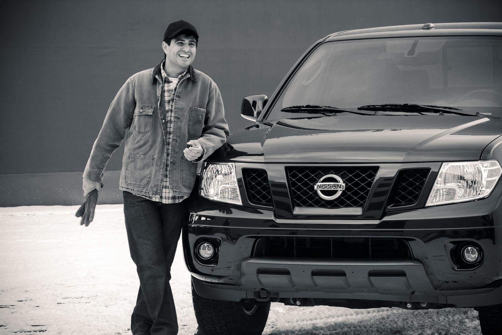 """HOLIDAYS"" - NISSAN  Nissan / Zimmerman / Motion Theory Dir: Brent Jones DP: Amir Mokri"