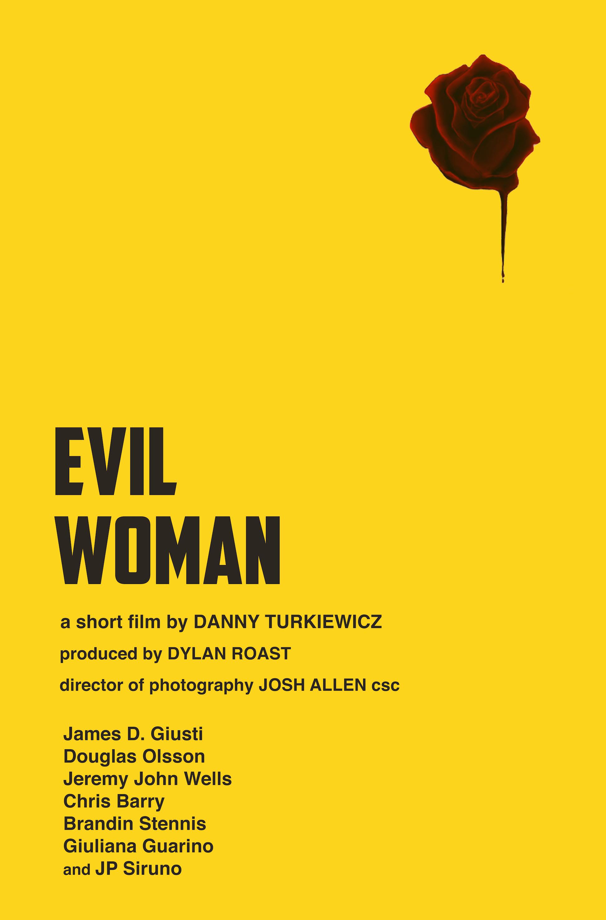 Evil Woman - 2017