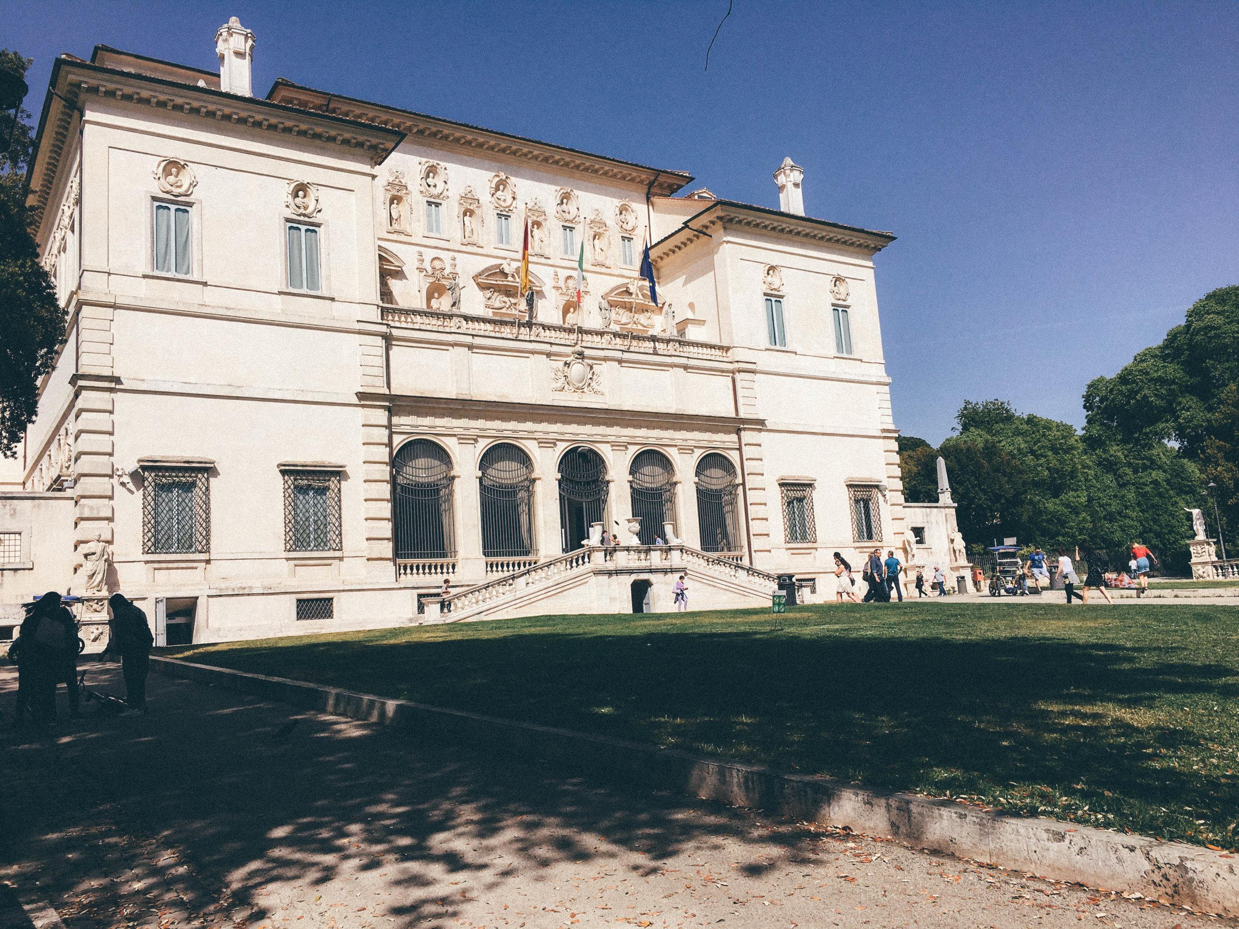 Borghese Gardens Museum