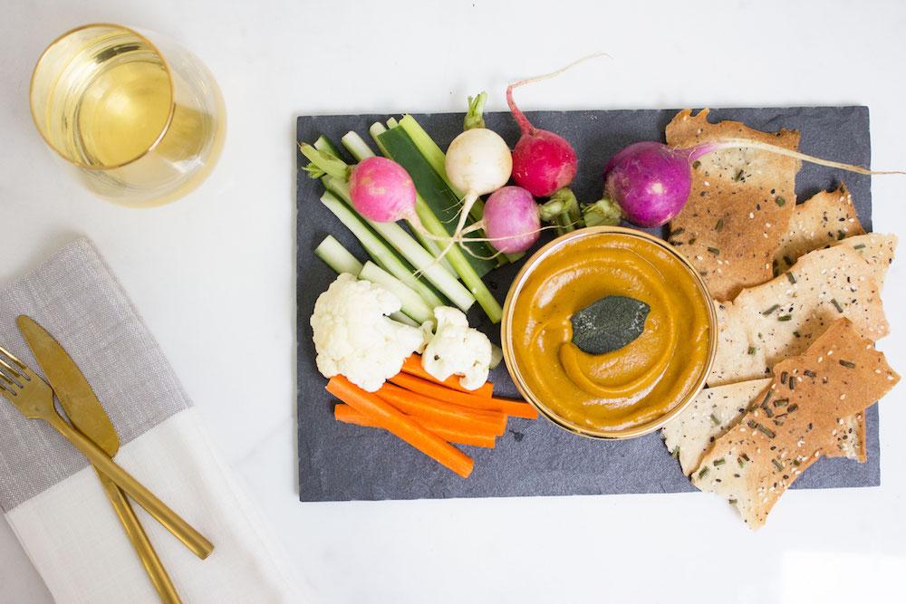 Provenance Meals - Recipe - Butternut Squash Dip - Dairy Free Gluten Free Holiday Appetizer.jpg