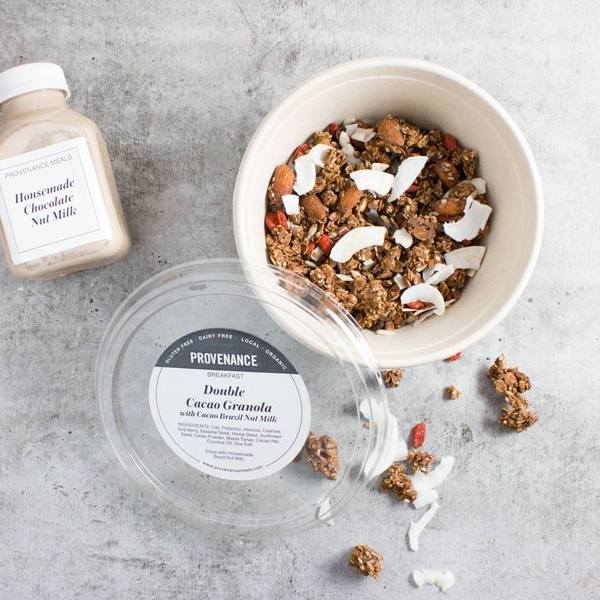 Provenance Meals - Cacao Granola with Goji Berries and Chocolate Nut Milk- VG.jpg