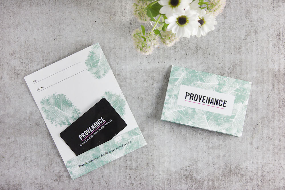 Provenance Meals - Gift Card - Organic Prepared Meals.jpg