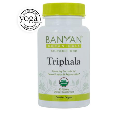 Triphala Tablets   Balancing Formula for Detoxification & Rejuvenation.   Purchase