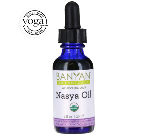 Nasya Oil   Nasal Drops for Clear Breathing   Purchase