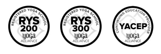 Yoga Alliance Registered Yoga School