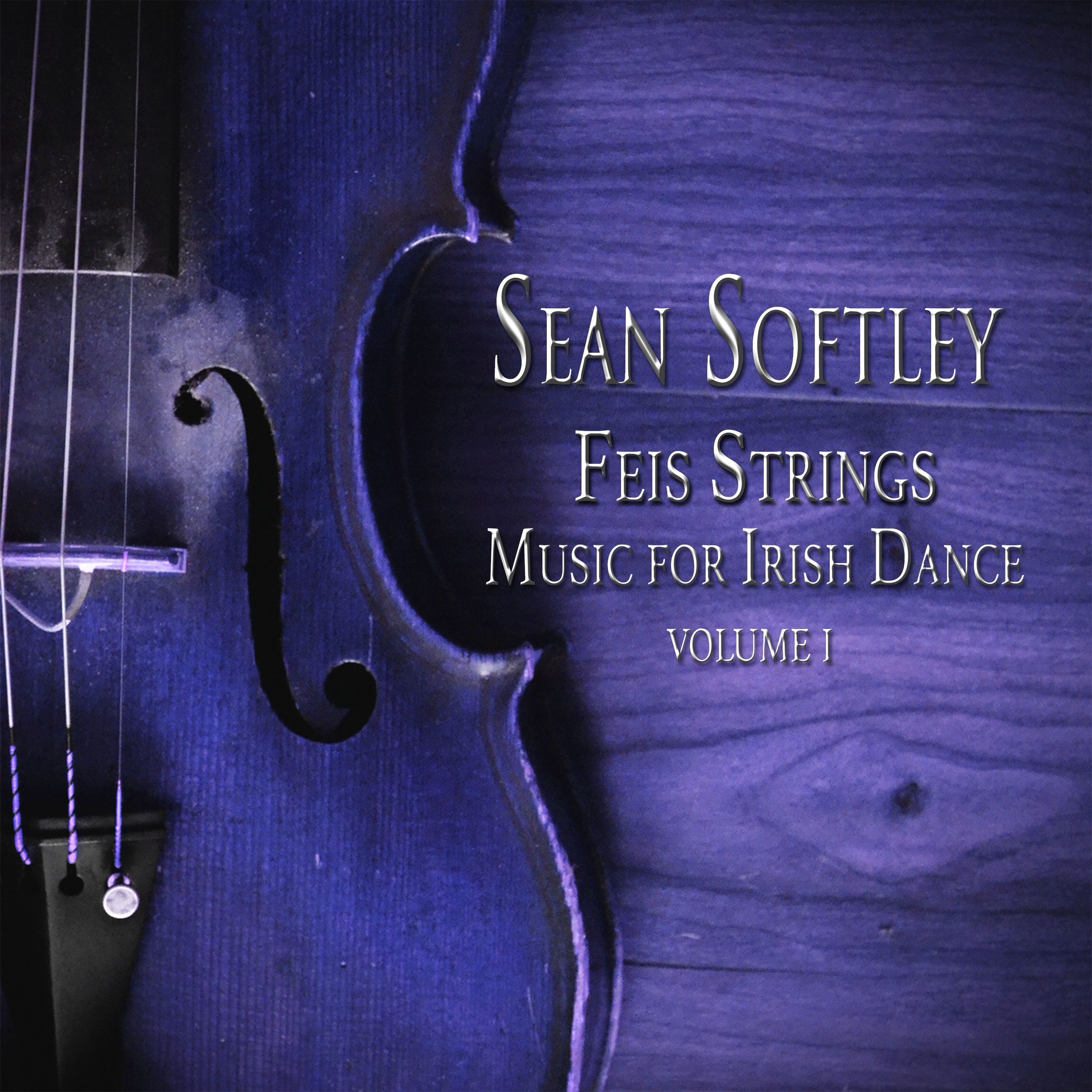 Feis Strings: Music for Irish Dance - Vol. 1  features all tracks needed for Irish Dance competition and feisianna. All tracks are performed to the correct tempos.  The album was created to be correct for practice and performance, but also to be artistically and musically appealing for the non-dancer as well!  Sean Softley performs all tracks with his signature energetic fiddle style and guitar accompaniment. Featuring both original compositions and traditional tunes.   Find it today on all digital music platforms!