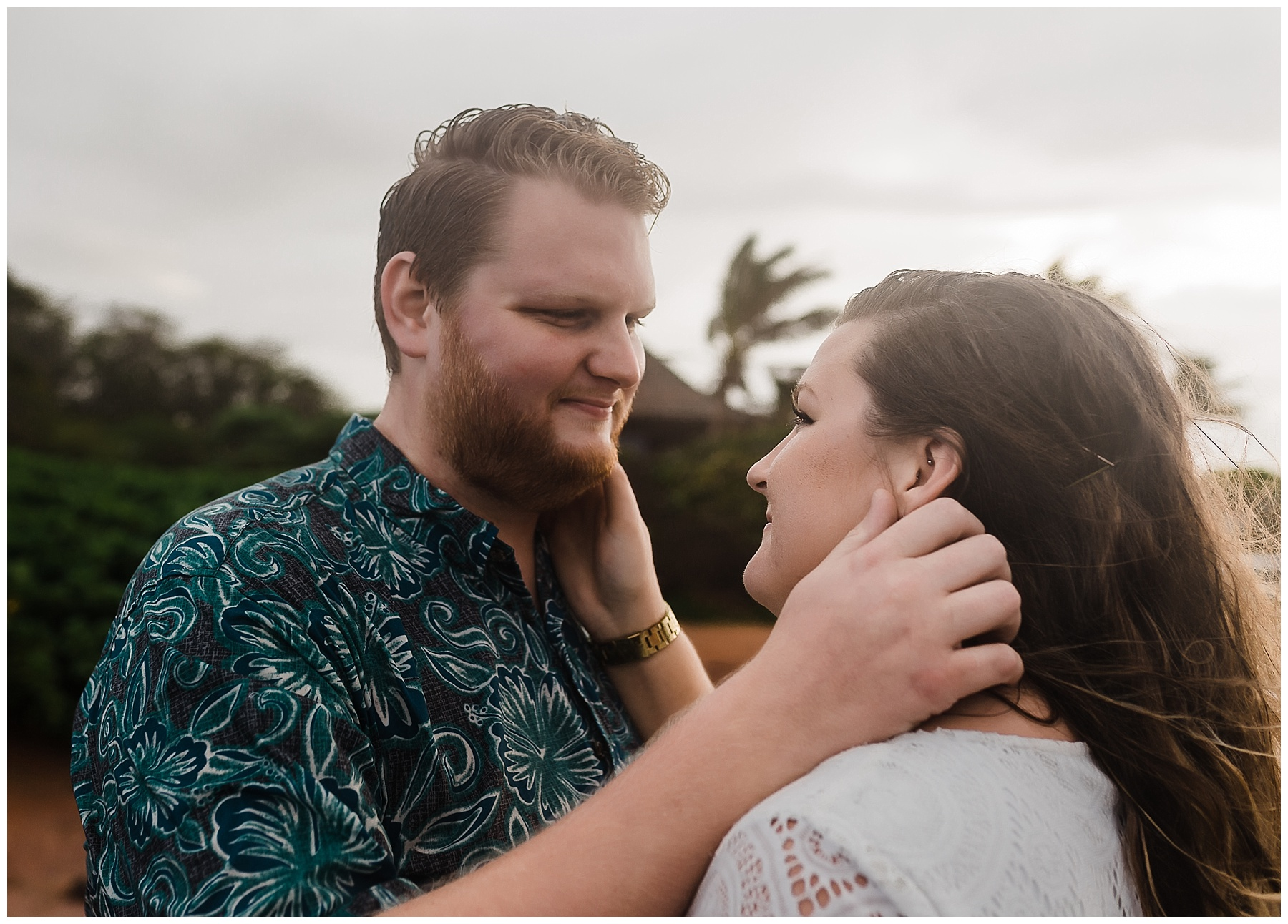 Cori & Christian - Maui, Hawaii Elopement