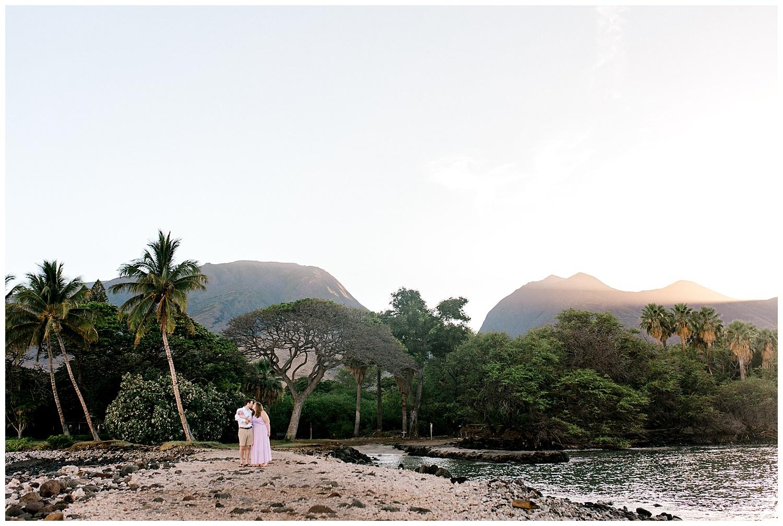 The K Family | Family Portraits at Olowalu, Maui