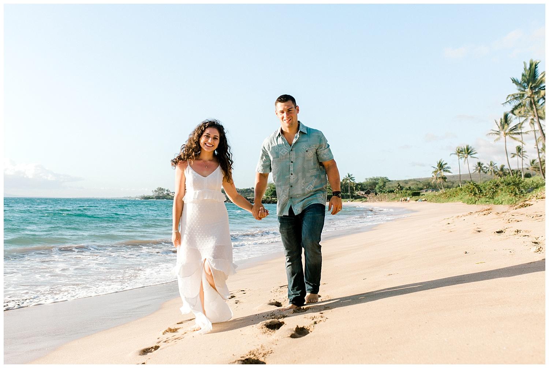 Maluaka Beach Journal Kathryn Haldiman Maui Wedding