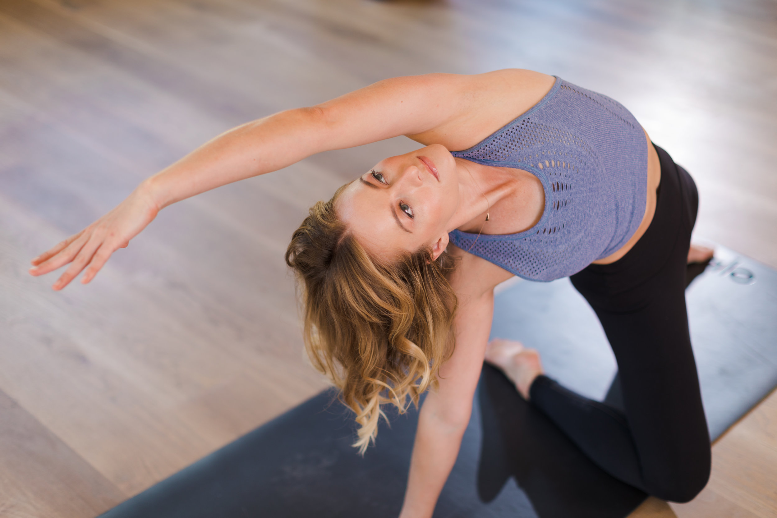 DUALITY - Duality explores the yin and the yang, the masculine and feminine elements of our yoga practice. This 30-minute class plays to both energies by combining fiery, flowy components and soft, meditative postures. By bringing awareness to both elements, you will enrich and enliven your experience.