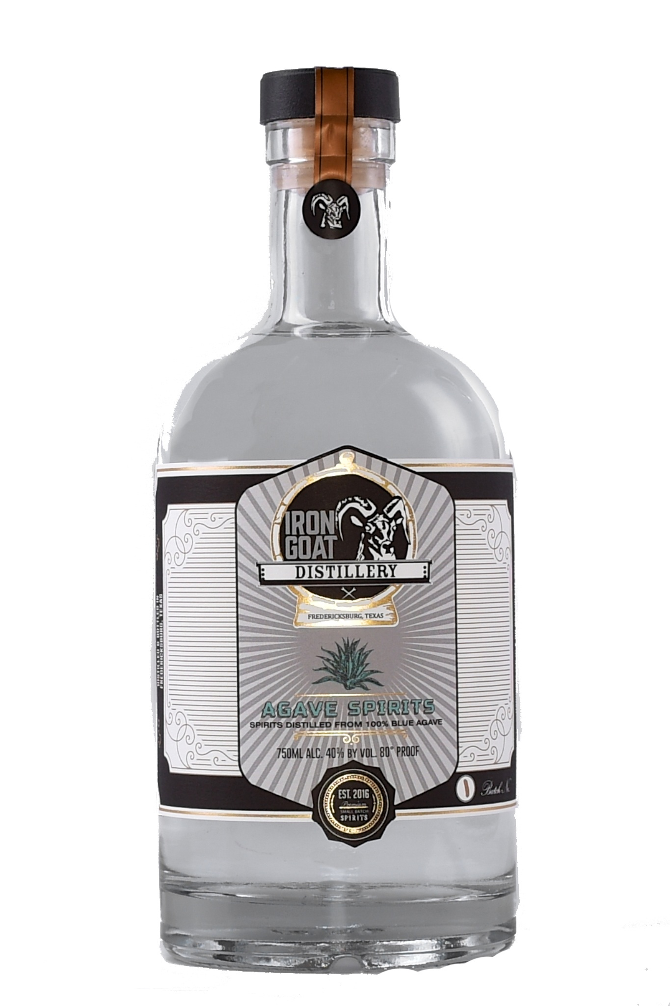 agave spirit (silver) - If you enjoy Tequila, then you will enjoy our Agave Spirit. Since it is produced in the United States, we can't call it Tequila, but it is made from the same ingredients as top shelf Tequila Brands. 100% Blue Agave. It is very smooth and is great for sipping or mixing into your favorite tequila based cocktails.