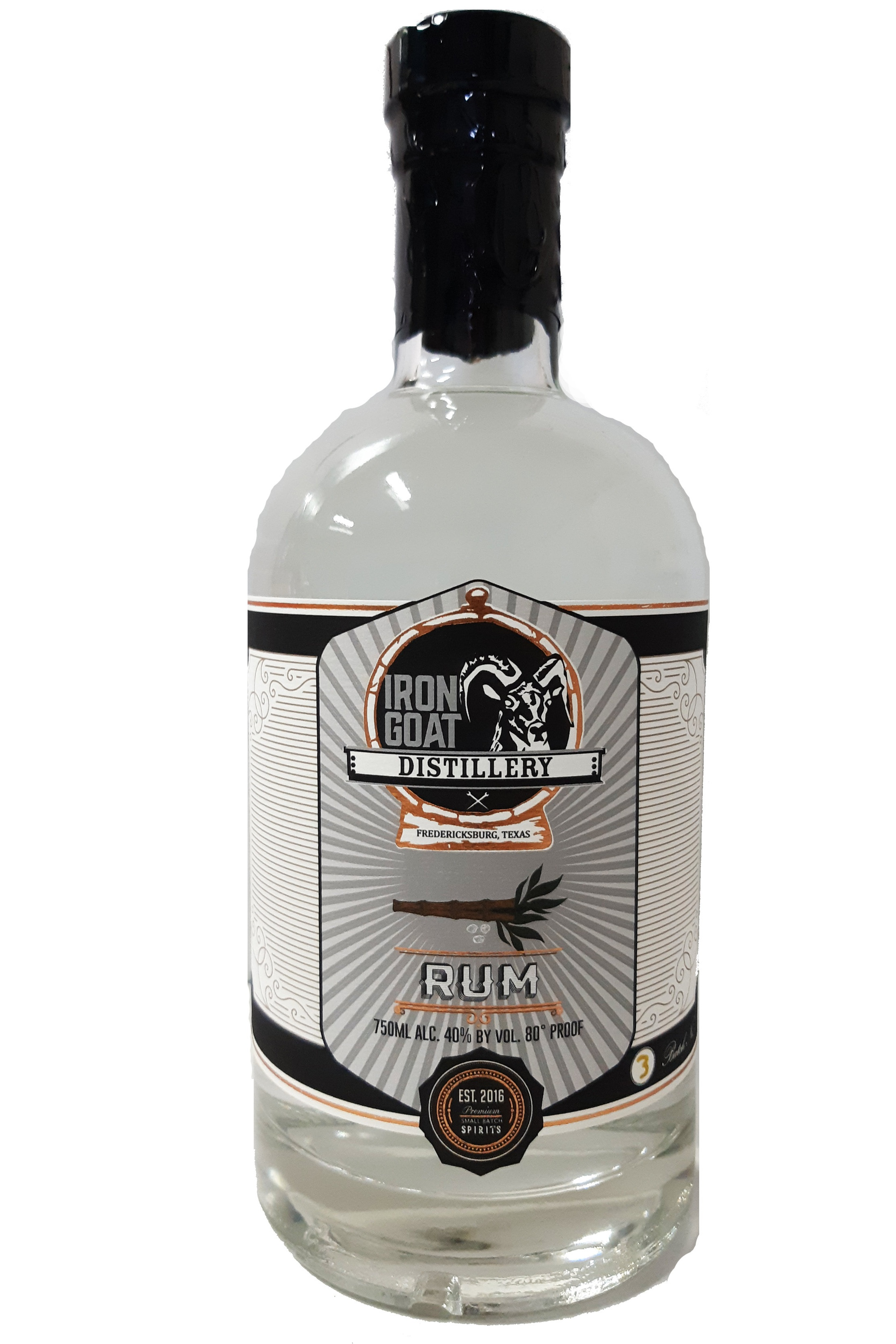 silver rum - Our Silver Rum is made from a mixture of blackstrap molasses and turbinado sugar. It is great for mixed drinks.