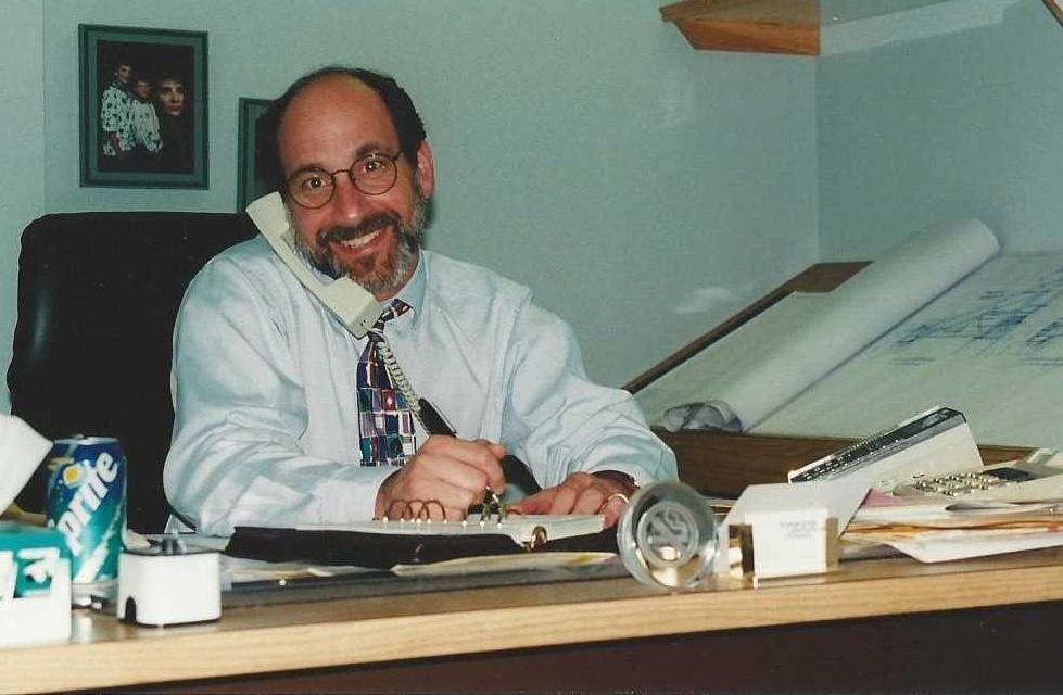 Barry Spiegelglass, President, Spiegelglass Construction Company