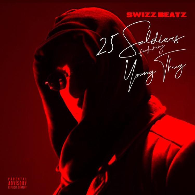 Swizz Beatz 25 Soldiers