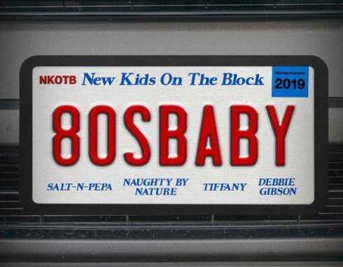 New Kids On The Block 80s baby