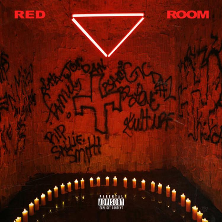 Offset Red Room