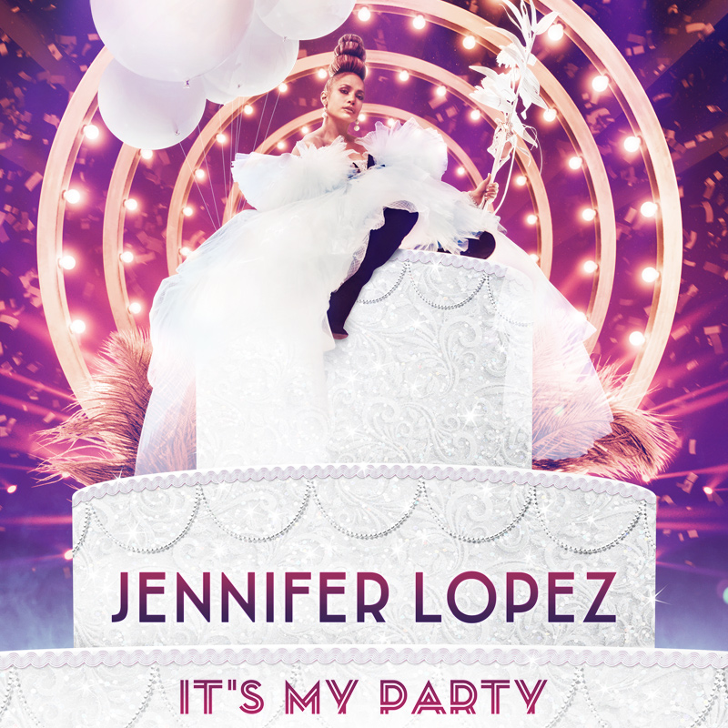 J Lo It's My Party